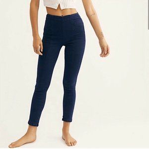 NWT FREE PEOPLE 24 Feel Alright Stargirl Pants